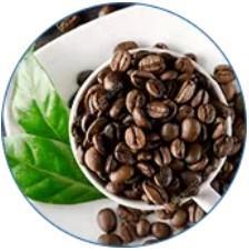 Cafeína anhidra natural