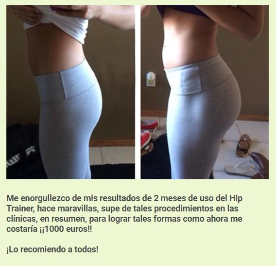 HIP TRAINER COMENTARIOS