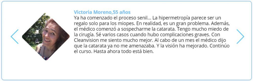 Opiniones Clean Vision